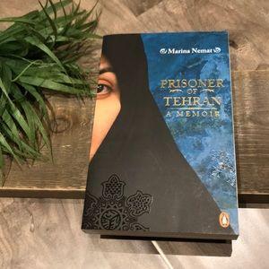 PRISONER OF TEHRAN: A memoir by Marina Nemat